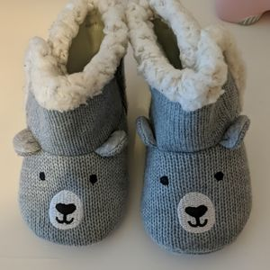 Soft boots slippers 3-6 months